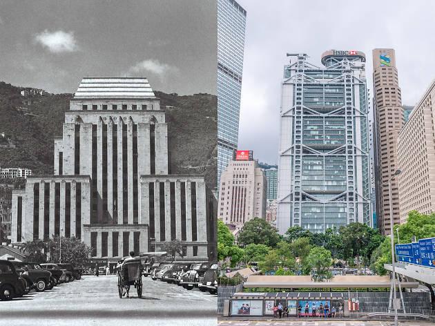 集體回憶﹗五個香港經典地標