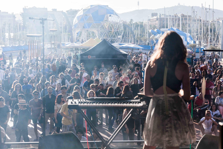Vuelve el festival a pie de puerto