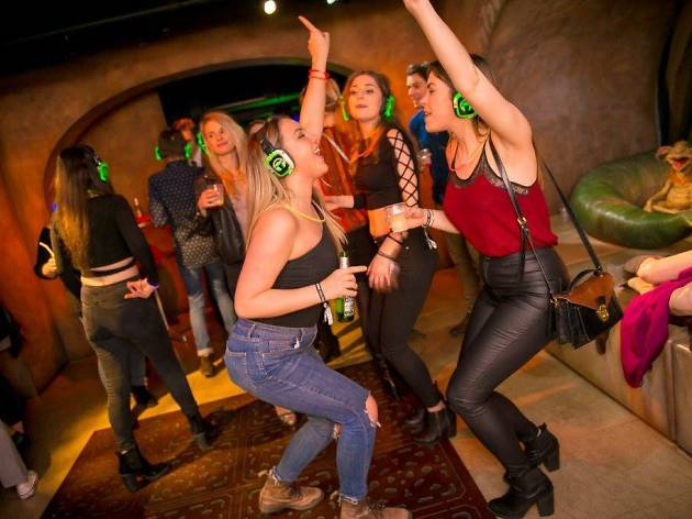 Dead Famous: Halloween Silent Disco at Madame Tussauds