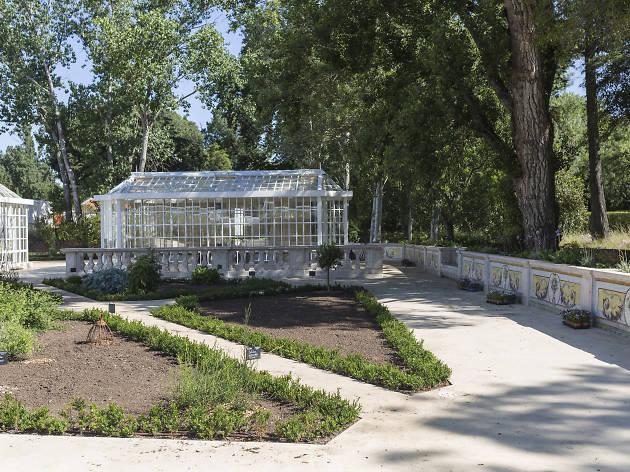 Jardim botanico do palacio de queluz