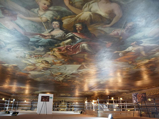 It's your last chance to see the 'Sistine Chapel of the UK' up close