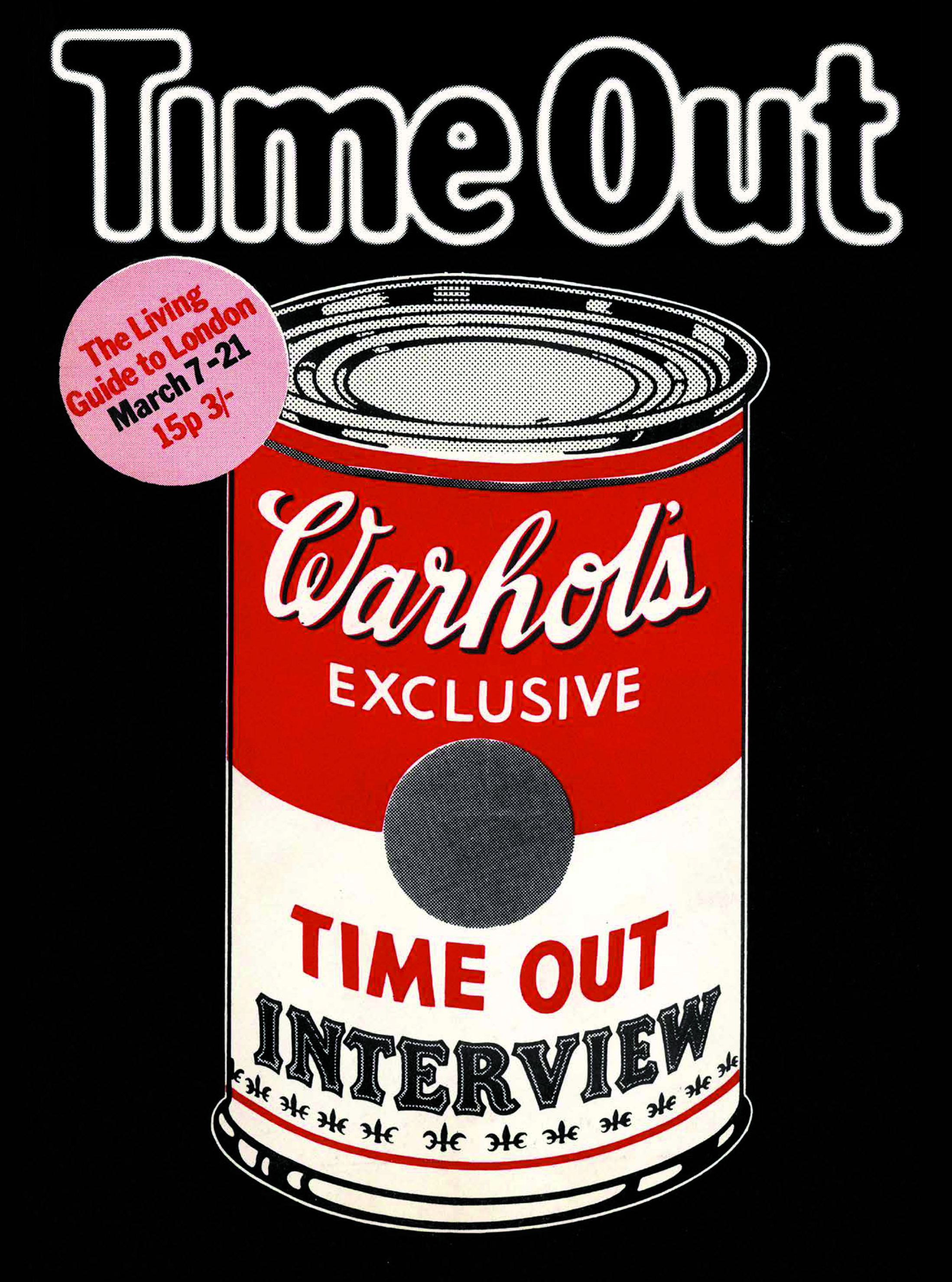 time out london 1971