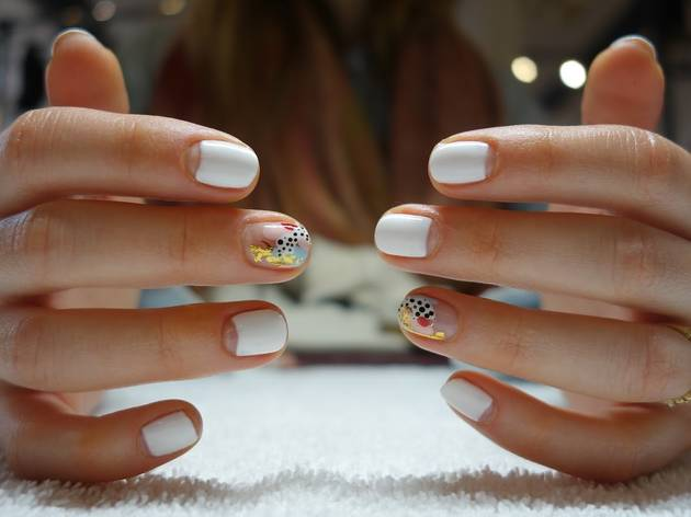 45% off beauty packages at Art Nail NYC