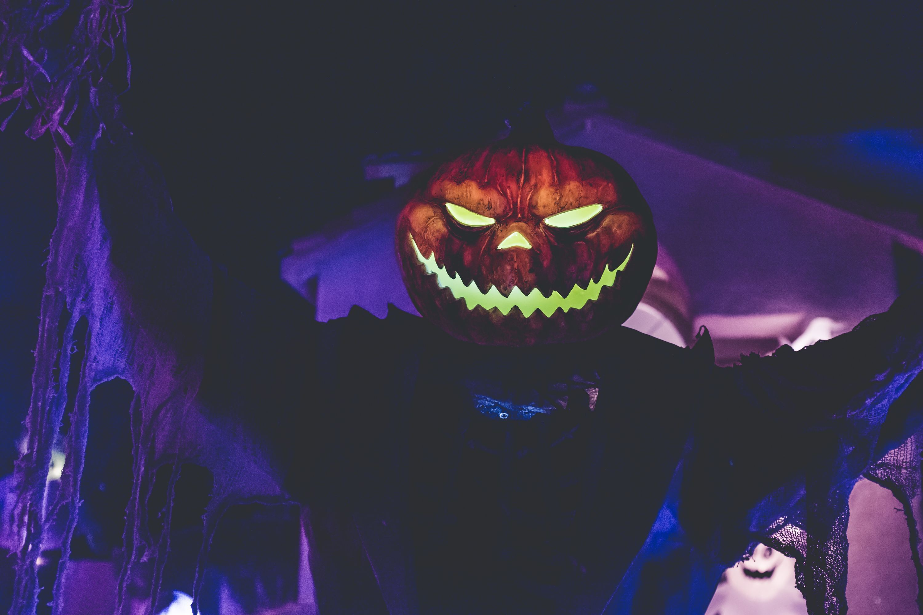 The best haunted hayrides in NY for kids and families