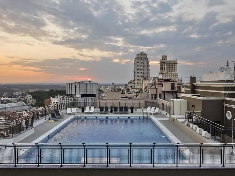 'Azotea' por los tejados de Madrid