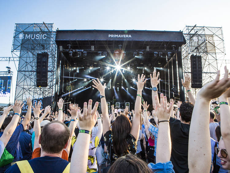 Hit as many summer music festivals as possible in Barcelona and beyond