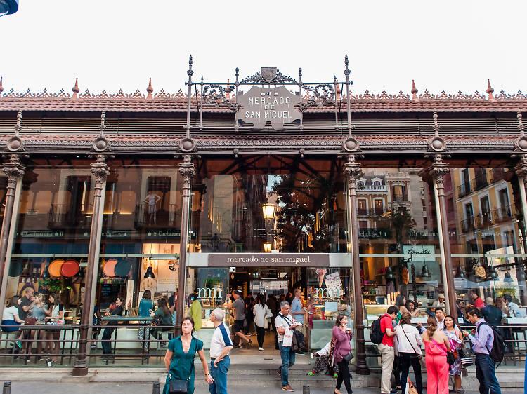 Descubre los mercados gastronómicos de Madrid