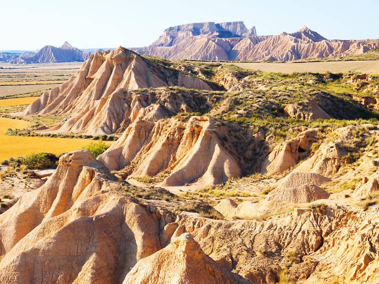 Cycle through Navarra's 'Grand Canyon'