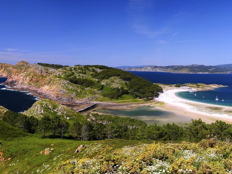Haz un crucero por las Rias Baixas de Galicia