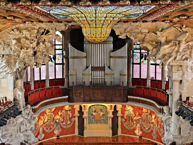 Discover Catalan modernism that goes beyond Gaudí