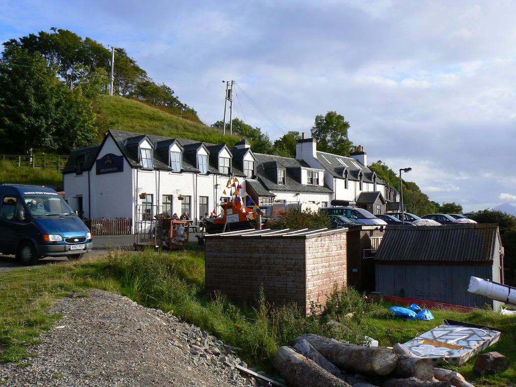 Applecross Inn, Highlands
