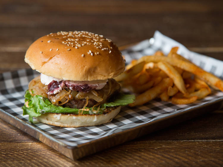 Chilanga Burger