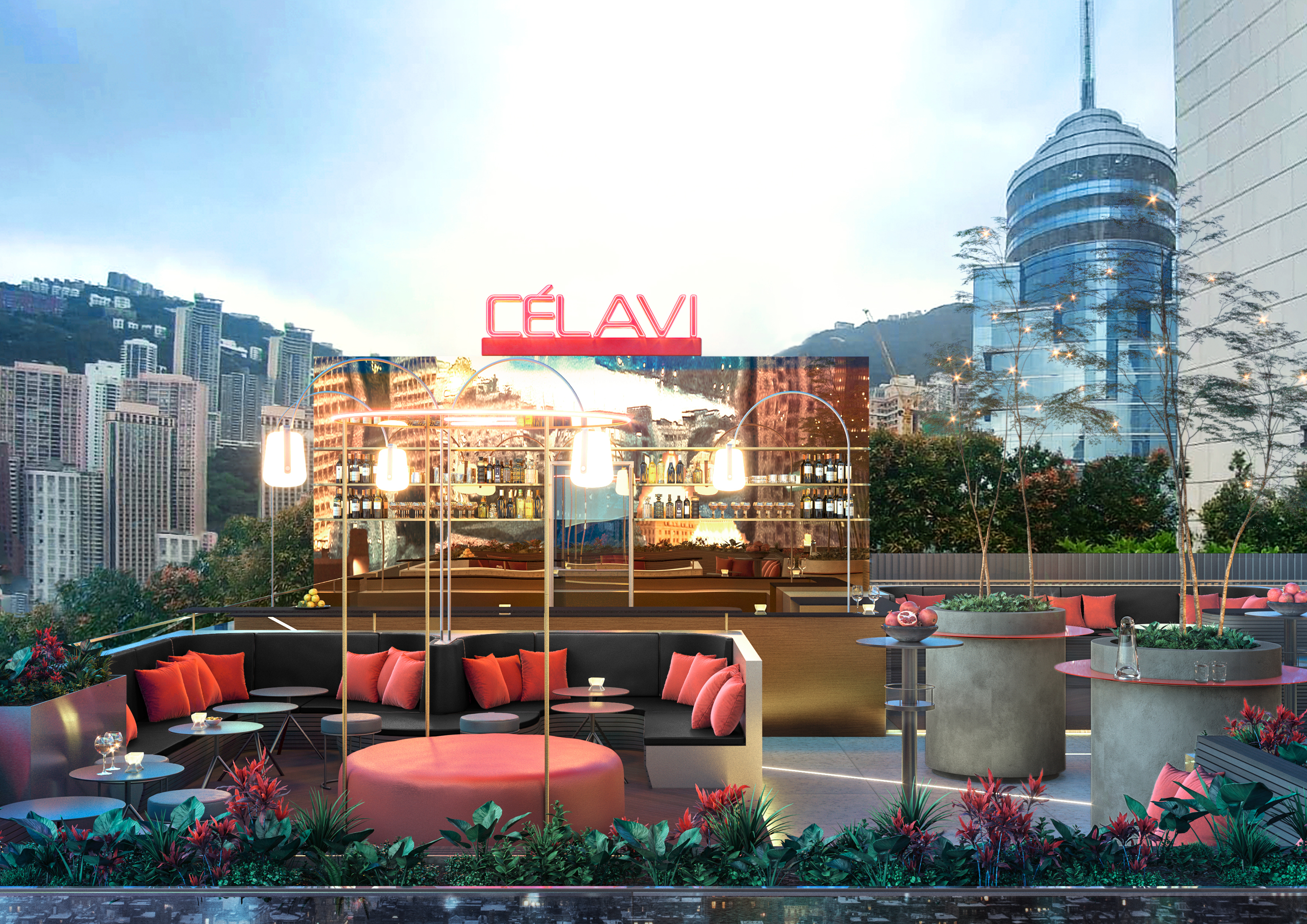 Best Rooftop Bars In Hong Kong For Outdoor Drinking With A