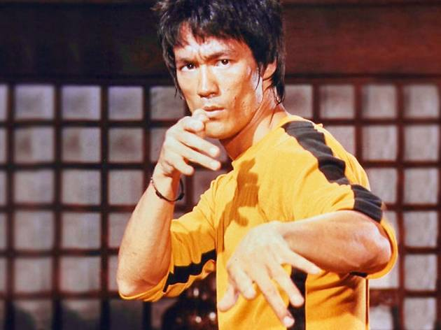 There's a Bruce Lee film festival coming next month – in 4K