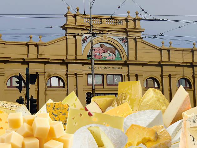 holey cheese festival