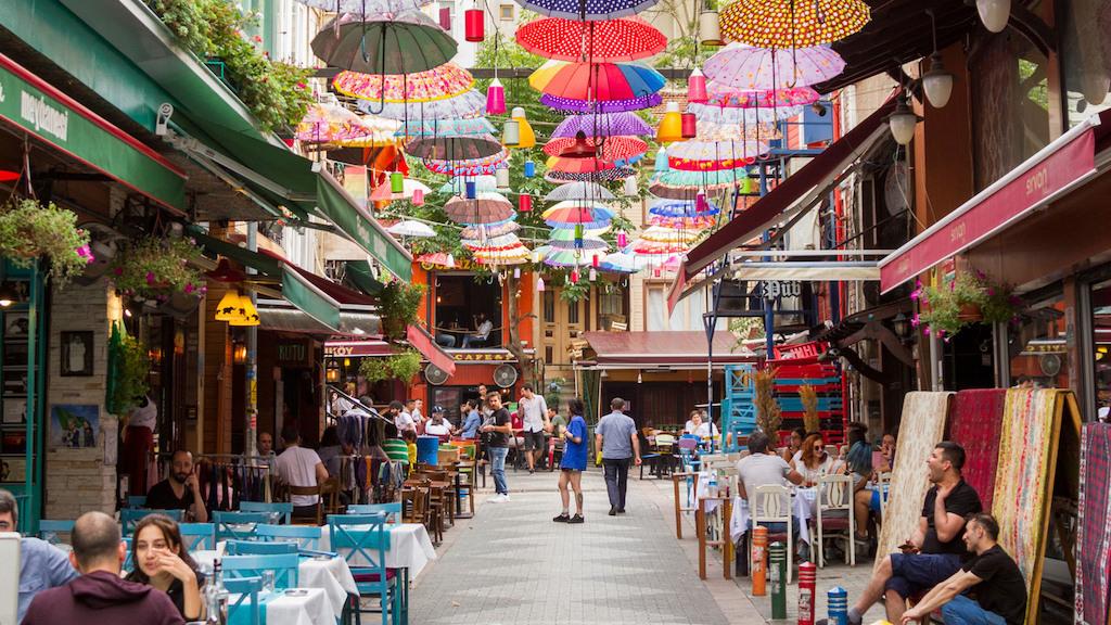 Kadıköy-Moda guide