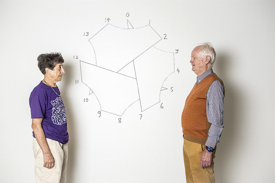 Esther Ferrer i Tom Johnson