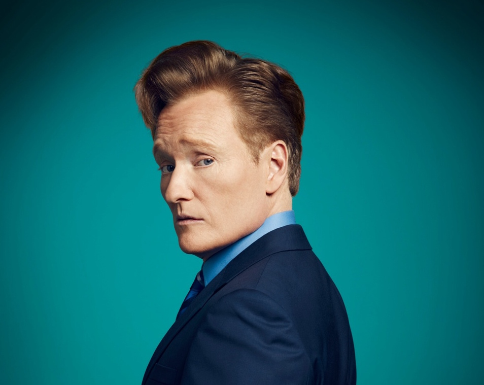 Conan O'Brien + Ron Funches + James Veitch