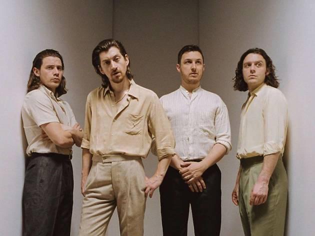 Arctic Monkeys Tranquility Base Hotel and Casino