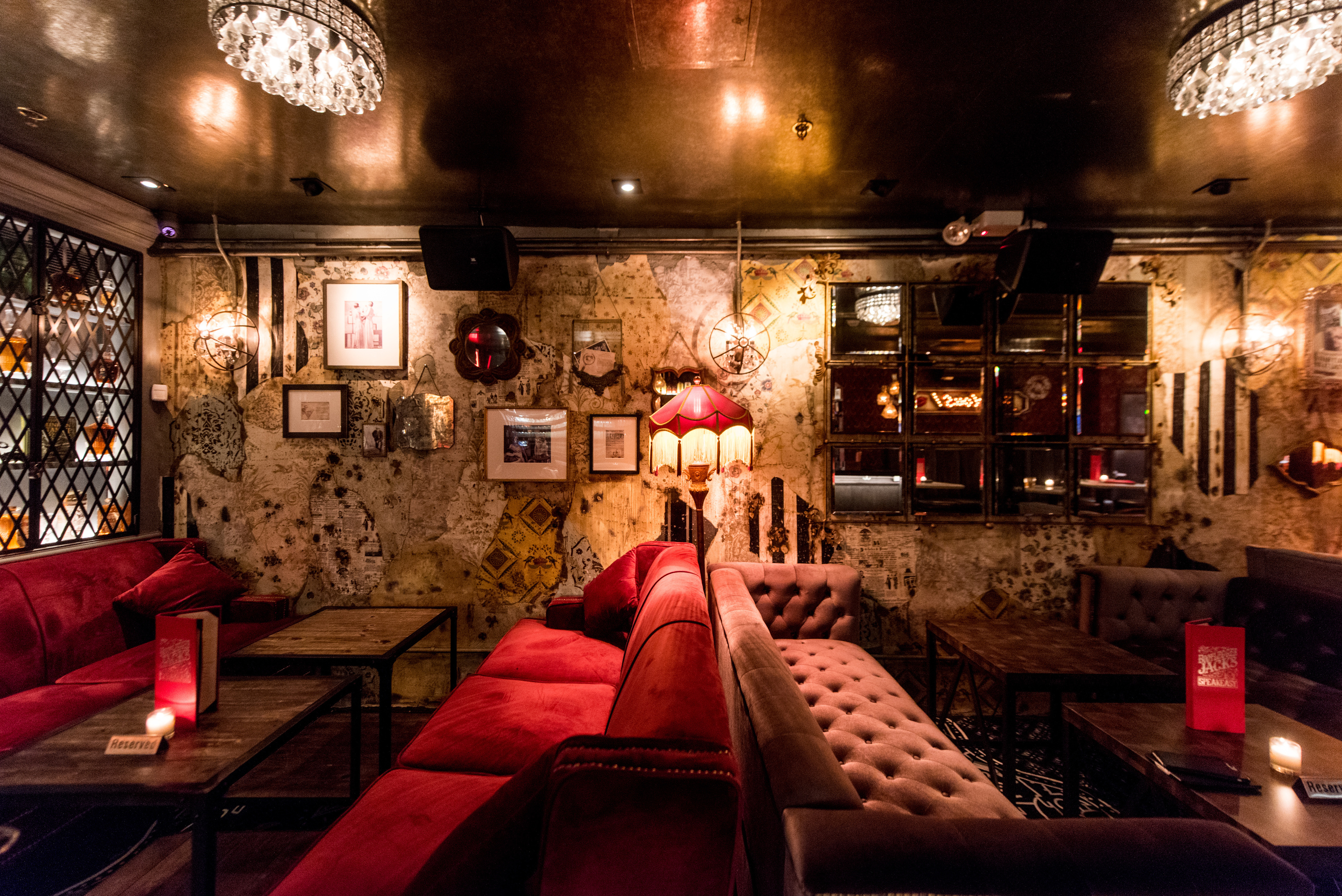 Bootlegger Jack's Hidden Speakeasy