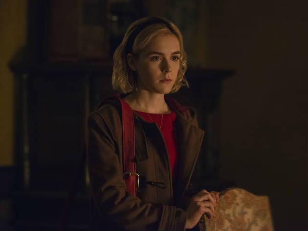 El mundo oculto de Sabrina, la nueva serie de Netflix