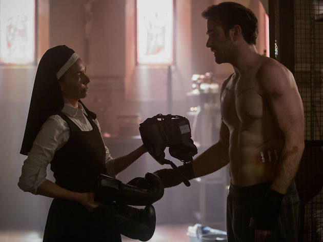 Daredevil, presenta su tercer temporada