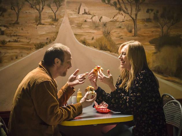 Wanderlust presenta su primer temporada con Toni Collette