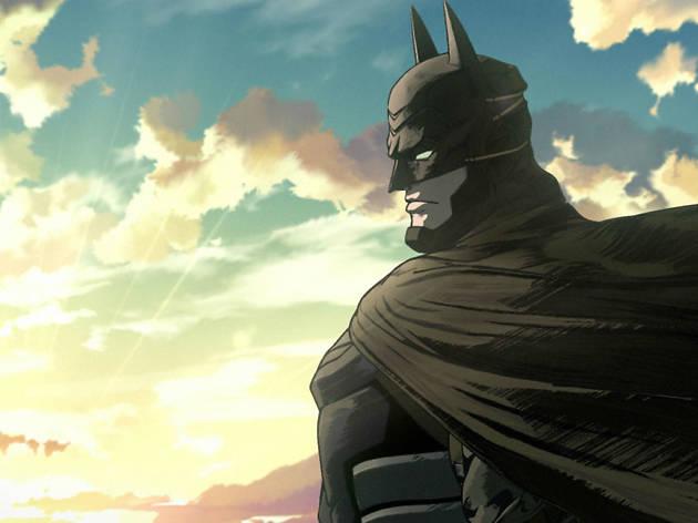 Batman Ninja, película que estrena en Netflix