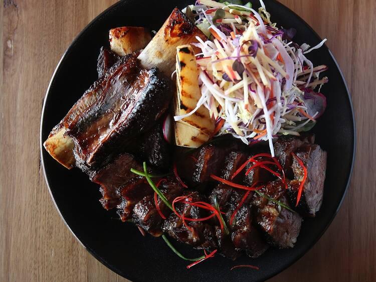 Jan Chi Korean Feast