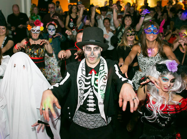 Halloween events in Sydney