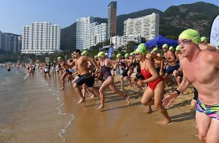 Hong Kong Beach Festival Repulse Bay Triple