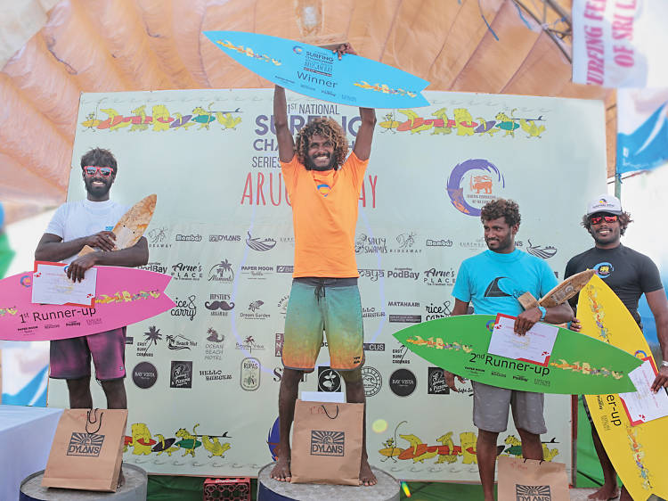 1st National Surfing Championship