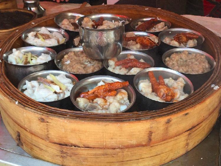 海景海鮮酒家:中式點心