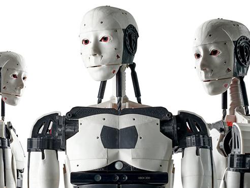 Nosotros, Robots - Fundación Telefónica