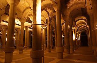Cistern of Philoxenos, 1001 Direk, Binbirdirek