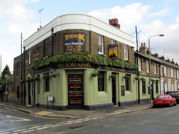 The Pelton Arms