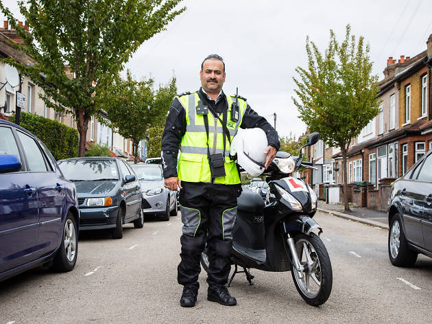 Naveed Anwar Mirza, traffic warden in Waltham Forest
