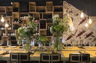 Bottles Wine Bar 2 (Massimo Rumi)