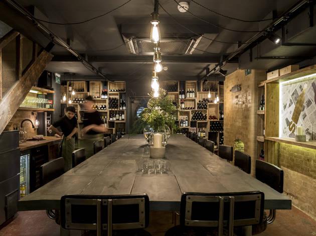 Bottles Wine Bar 4 (Massimo Rumi)