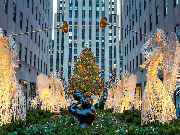 Christmas in New York 2018 Guide Including Holiday Events