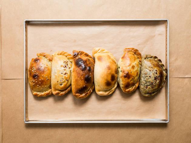 La Manita: um novo sítio para comer empanadas e alfajores artesanais