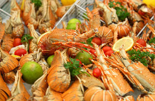 Gobo Chit Chat Bucked Out Seafood Market 2018_1