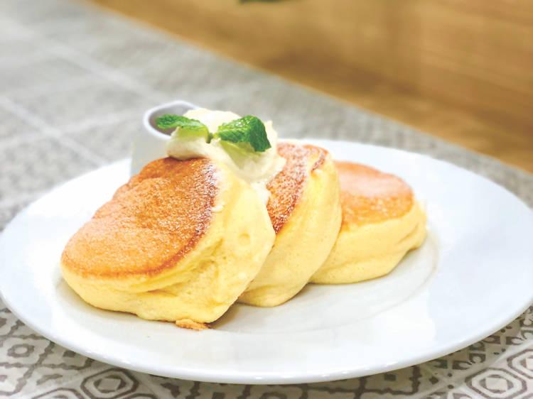 幸福 Pancake