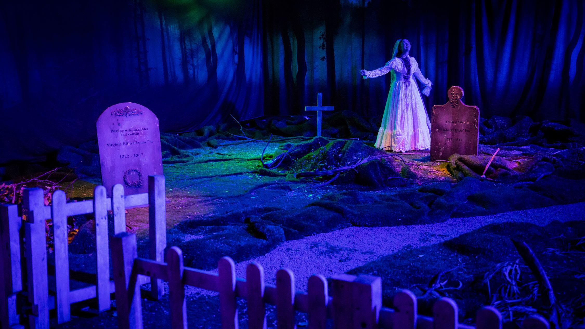Bobbie-Jean Henning as Virginia at A Midnight Visit