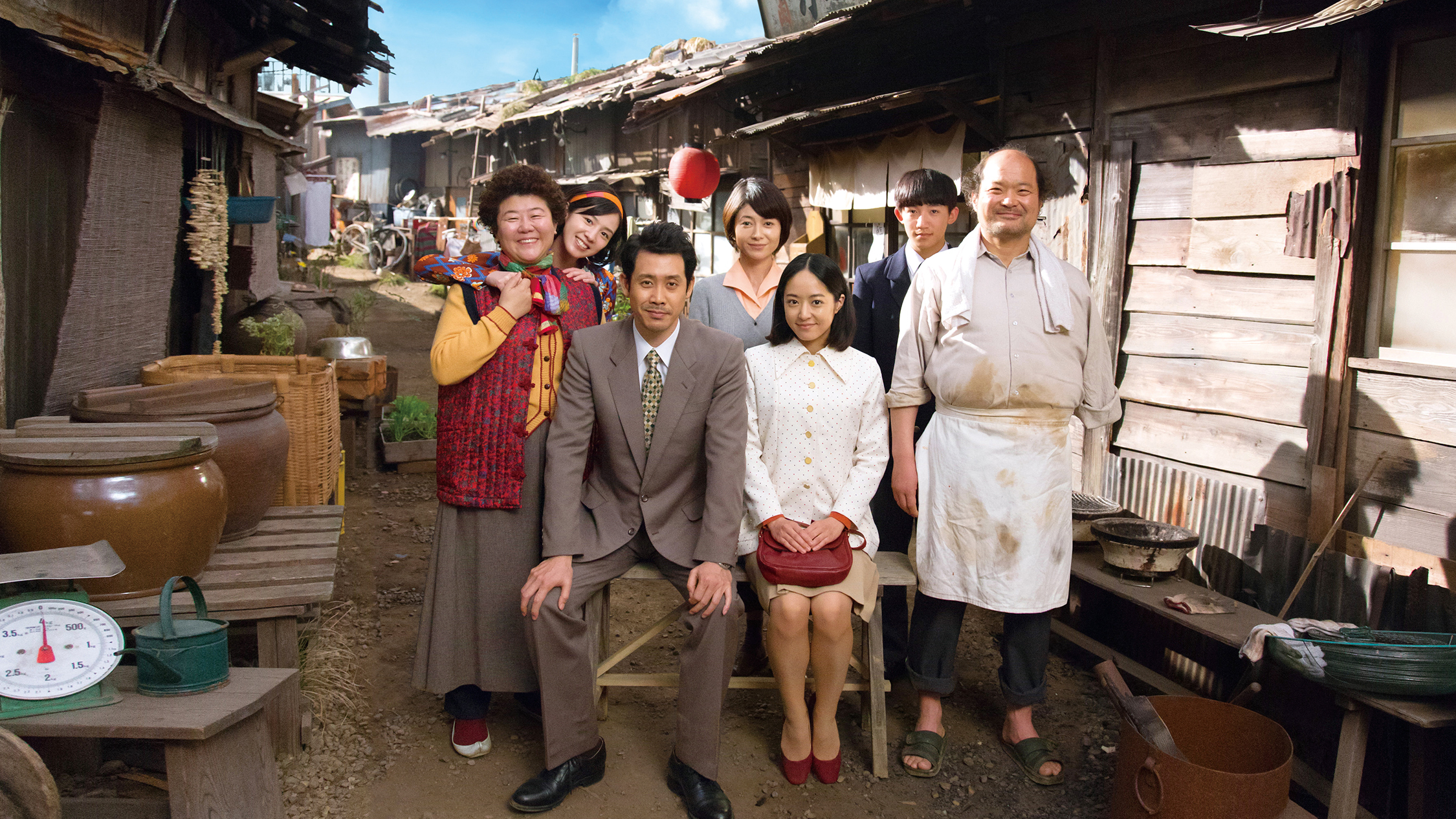 Win tickets to see 'Yakiniku Dragon' at the Japanese Film Festival