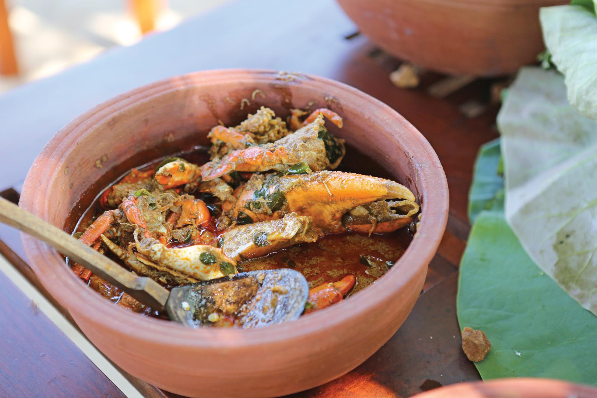 Kakuluwo Curry