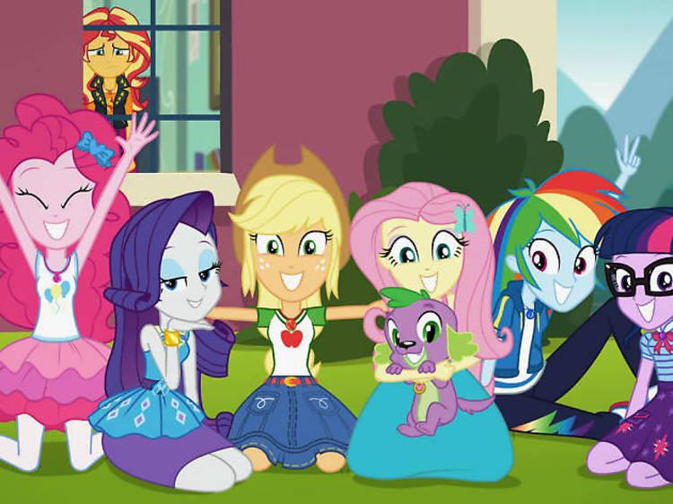 My Little Pony – Equestria Girls: Amistad olvidada