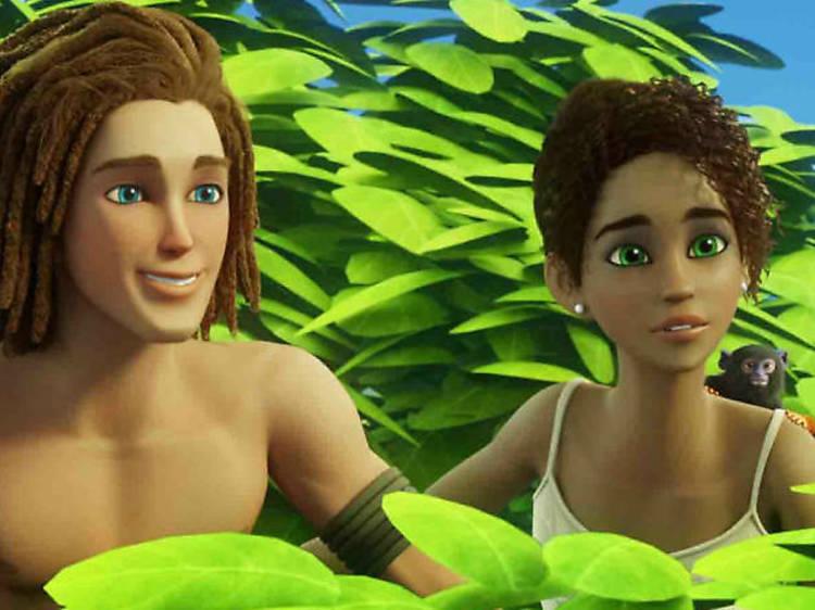 Tarzán y Jane: Temporada 2