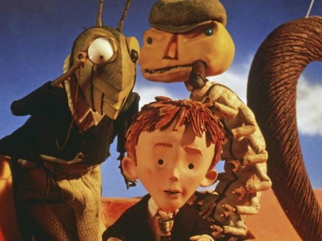 Disney – Jim y el durazno gigante