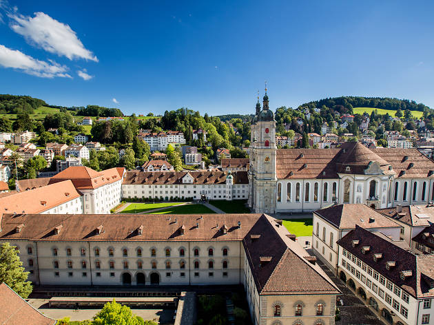 Seven great things to do in St Gallen this autumn